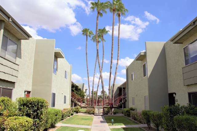 4620 N 68TH Street #160, Scottsdale, AZ 85251 (MLS #5978057) :: Nate Martinez Team