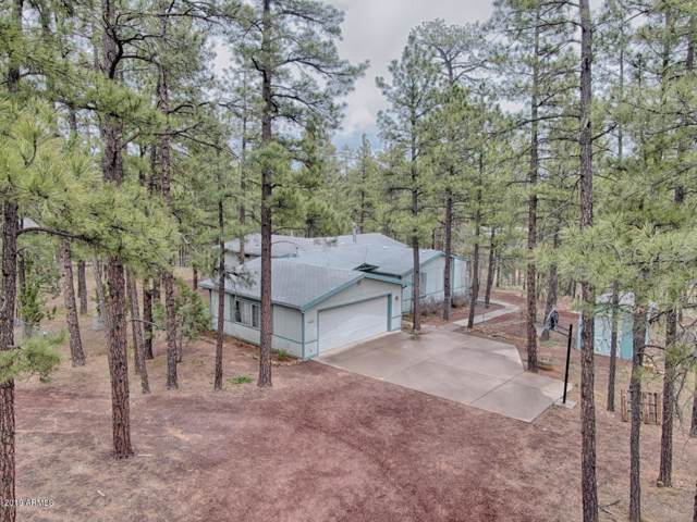 401 S 31ST Drive, Show Low, AZ 85901 (MLS #5978094) :: Arizona Home Group