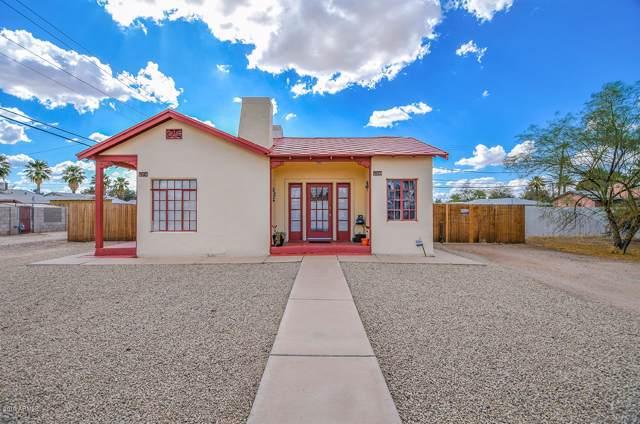 805 N Brown Avenue, Casa Grande, AZ 85122 (MLS #5978116) :: Riddle Realty Group - Keller Williams Arizona Realty