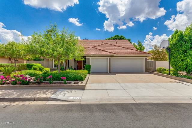 2717 W Gila Lane, Chandler, AZ 85224 (MLS #5978145) :: The W Group