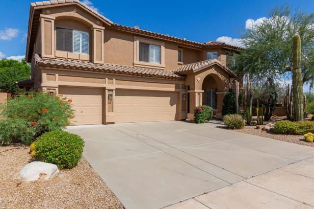 7694 E Rose Garden Lane, Scottsdale, AZ 85255 (MLS #5978149) :: Occasio Realty