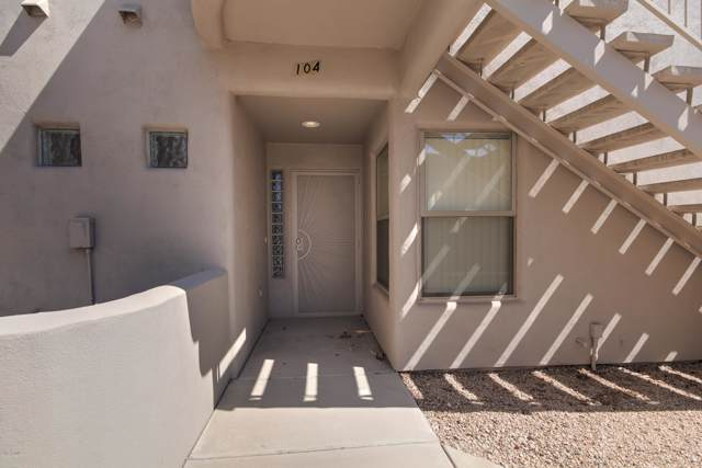 11880 N Saguaro Boulevard #104, Fountain Hills, AZ 85268 (MLS #5978166) :: The W Group