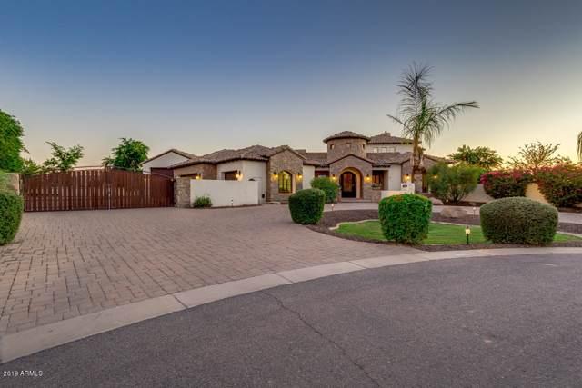 2025 E Avenida Del Valle Court, Gilbert, AZ 85298 (MLS #5978168) :: Brett Tanner Home Selling Team