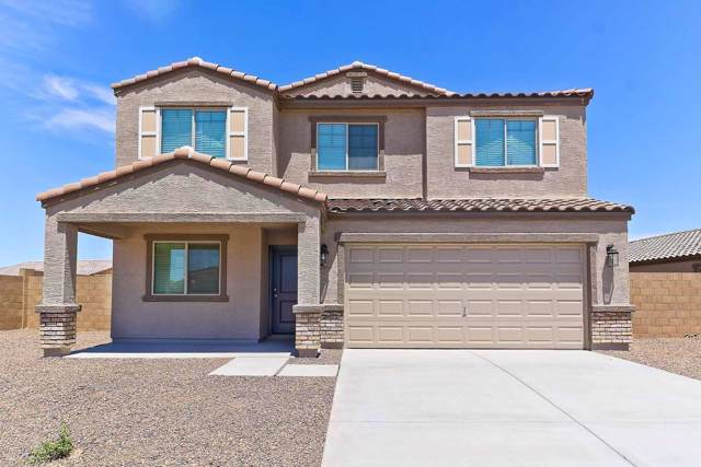 8926 S 254TH Drive, Buckeye, AZ 85326 (MLS #5978192) :: Conway Real Estate