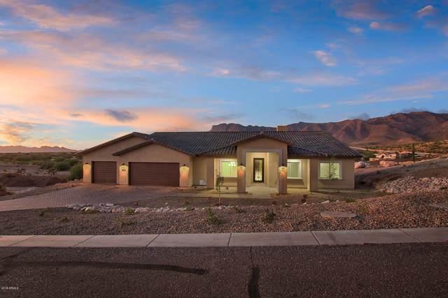 9384 E Dianna Drive, Gold Canyon, AZ 85118 (MLS #5978194) :: Riddle Realty Group - Keller Williams Arizona Realty