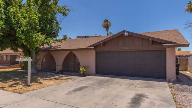 620 N Meadows Drive, Chandler, AZ 85224 (MLS #5978195) :: The W Group