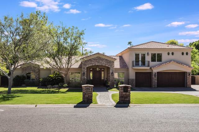 4625 E Exeter Boulevard, Phoenix, AZ 85018 (MLS #5978231) :: Riddle Realty Group - Keller Williams Arizona Realty