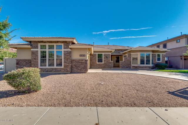 18581 E Old Beau Trail, Queen Creek, AZ 85142 (MLS #5978246) :: Team Wilson Real Estate