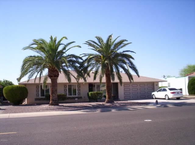 10243 W Burns Drive, Sun City, AZ 85351 (MLS #5978249) :: Occasio Realty