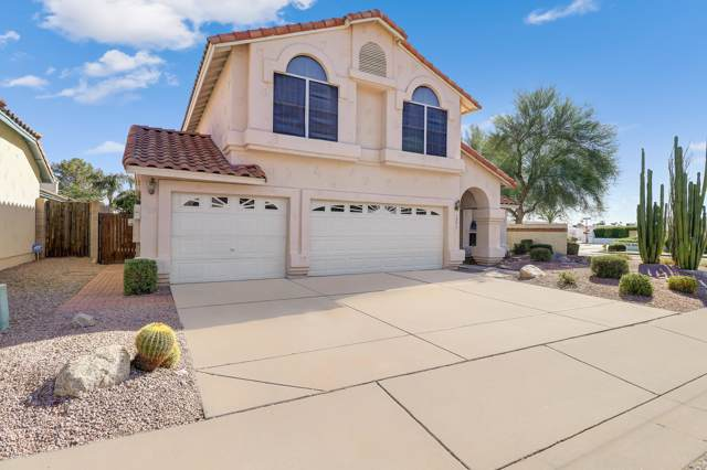 1201 E Villa Maria Drive, Phoenix, AZ 85022 (MLS #5978254) :: Brett Tanner Home Selling Team