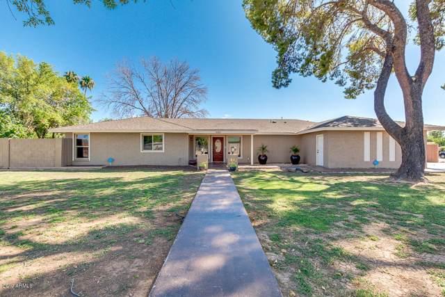 2313 E Huber Street, Mesa, AZ 85213 (MLS #5978264) :: Revelation Real Estate