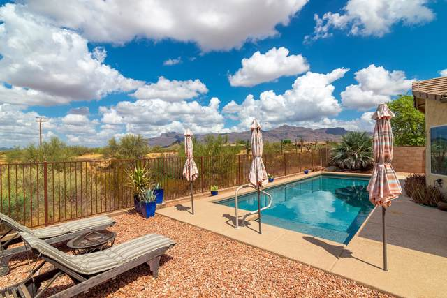 9700 E Stone Circle Lane, Gold Canyon, AZ 85118 (MLS #5978270) :: Devor Real Estate Associates
