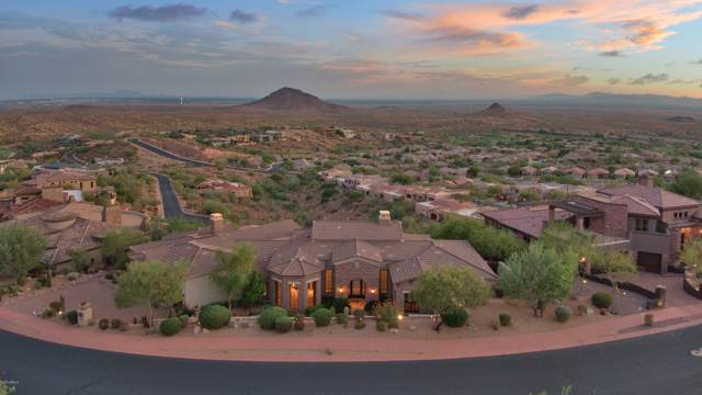 10020 N Palisades Boulevard, Fountain Hills, AZ 85268 (MLS #5978276) :: The W Group