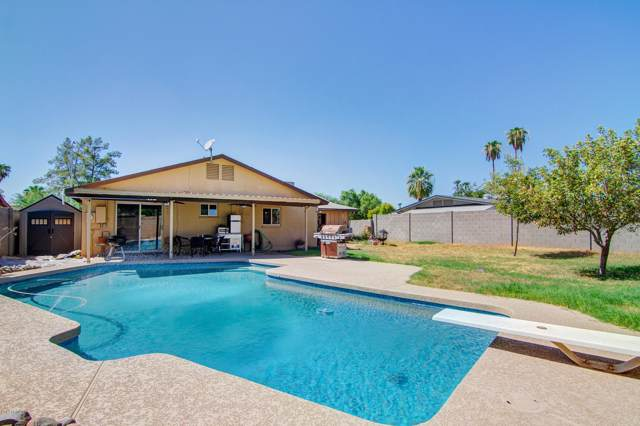 5821 S Kenwood Lane, Tempe, AZ 85283 (MLS #5978363) :: The Daniel Montez Real Estate Group