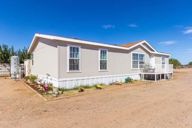 3597 N Wheeler Road, Coolidge, AZ 85128 (MLS #5978385) :: Yost Realty Group at RE/MAX Casa Grande