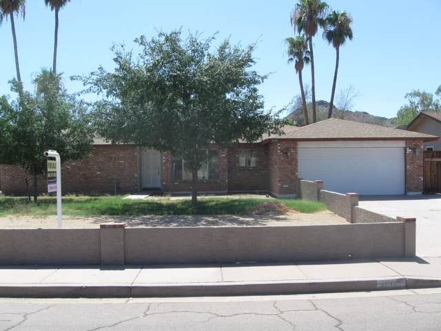 2645 E Nisbet Road, Phoenix, AZ 85032 (MLS #5978396) :: Cindy & Co at My Home Group