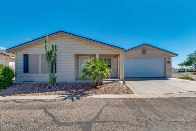3301 S Goldfield Road #2074, Apache Junction, AZ 85119 (MLS #5978417) :: Yost Realty Group at RE/MAX Casa Grande