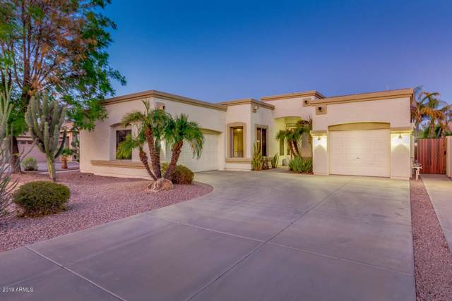 1683 S Heritage Drive, Gilbert, AZ 85295 (MLS #5978421) :: Occasio Realty