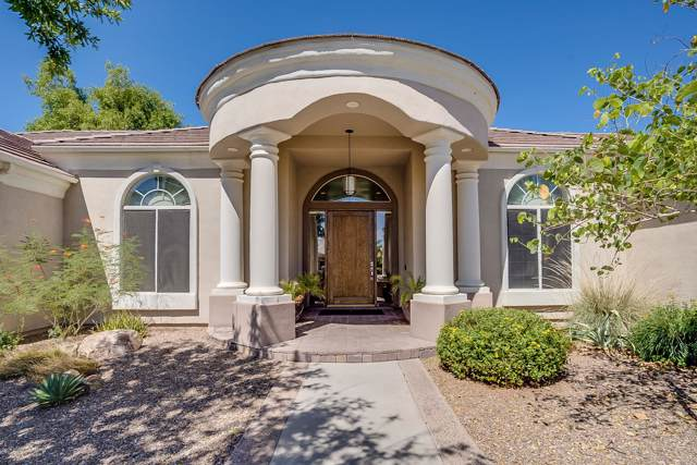 2084 E Washington Avenue, Gilbert, AZ 85234 (MLS #5978436) :: Openshaw Real Estate Group in partnership with The Jesse Herfel Real Estate Group