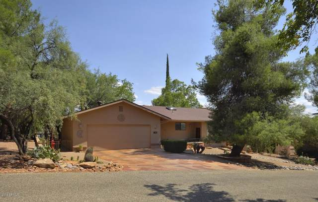 180 Courthouse Butte Road, Sedona, AZ 86351 (MLS #5978441) :: Riddle Realty Group - Keller Williams Arizona Realty