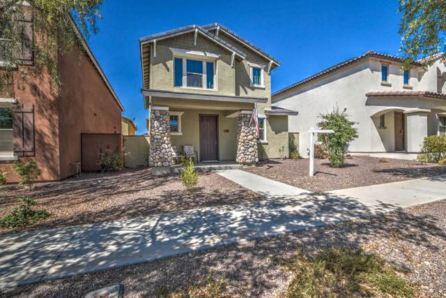 2348 N Valley View Drive, Buckeye, AZ 85396 (MLS #5978459) :: Riddle Realty Group - Keller Williams Arizona Realty