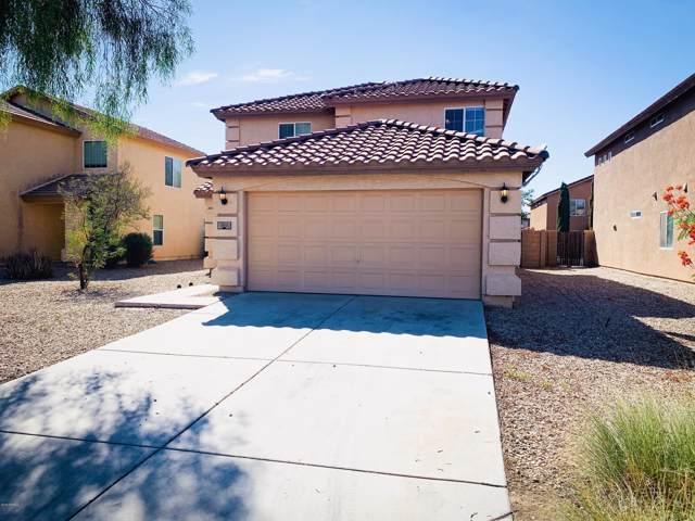 202 S 16TH Street, Coolidge, AZ 85128 (MLS #5978460) :: The Kenny Klaus Team