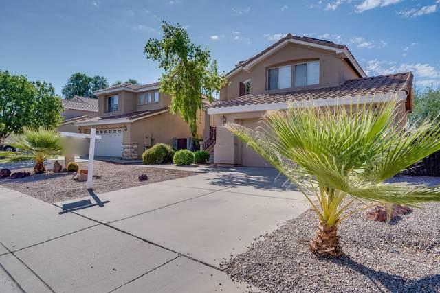 917 W Leah Lane, Gilbert, AZ 85233 (MLS #5978463) :: Revelation Real Estate
