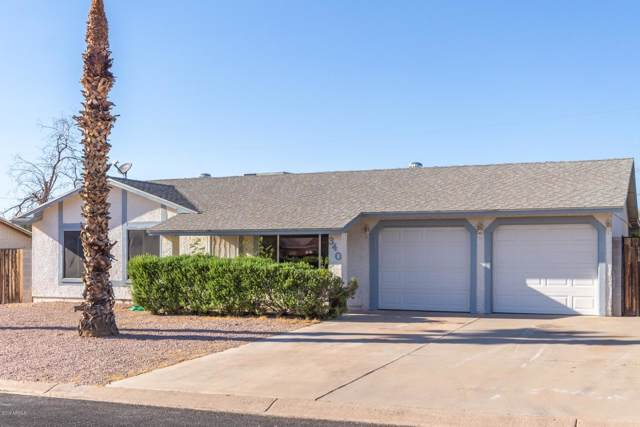 340 W 23RD Avenue, Apache Junction, AZ 85120 (MLS #5978467) :: Devor Real Estate Associates