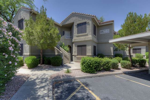 15252 N 100TH Street #1144, Scottsdale, AZ 85260 (MLS #5978468) :: Brett Tanner Home Selling Team