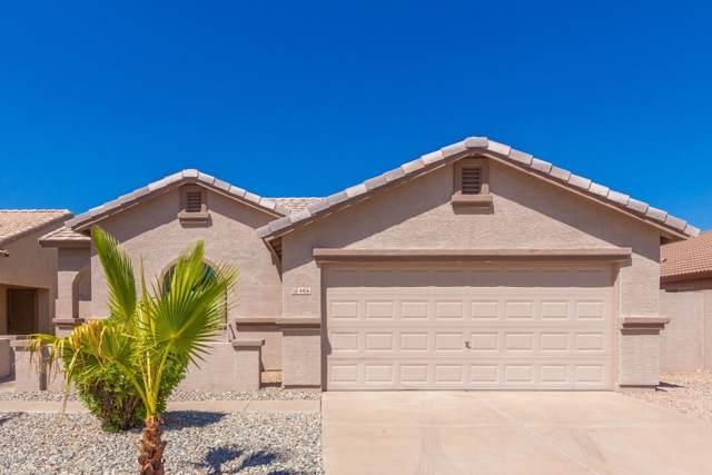 4416 W Ellis Street, Laveen, AZ 85339 (MLS #5978505) :: Occasio Realty