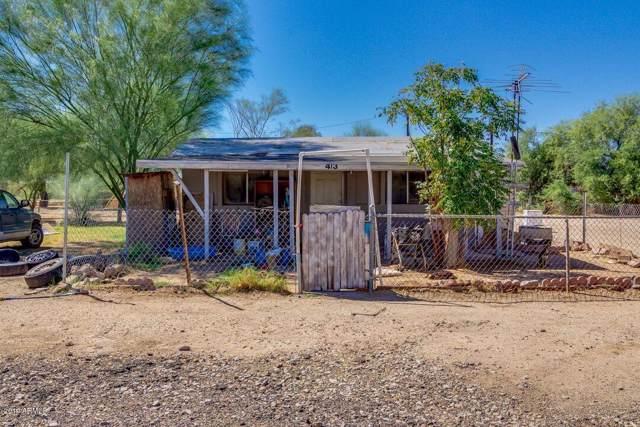 413 E 4TH Avenue, Buckeye, AZ 85326 (MLS #5978509) :: The Kenny Klaus Team