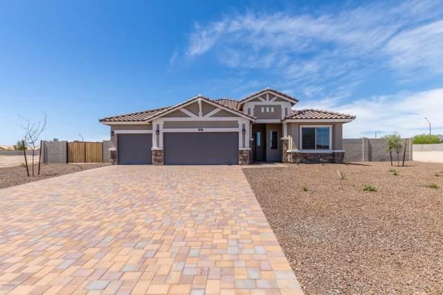 2290 S 218TH Drive, Buckeye, AZ 85326 (MLS #5978514) :: Riddle Realty Group - Keller Williams Arizona Realty