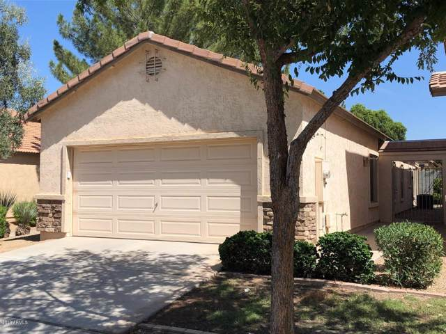 943 S Banning Street, Gilbert, AZ 85296 (MLS #5978520) :: The Property Partners at eXp Realty
