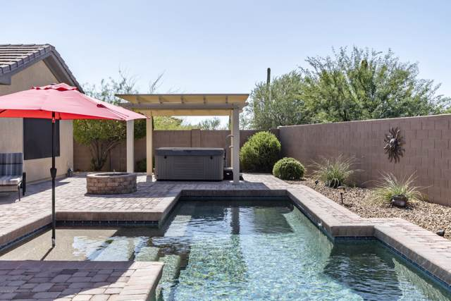 2219 W Valhalla Court, Anthem, AZ 85086 (MLS #5978528) :: Riddle Realty Group - Keller Williams Arizona Realty