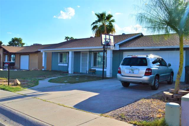 18012 N 33RD Avenue, Phoenix, AZ 85053 (MLS #5978534) :: Conway Real Estate