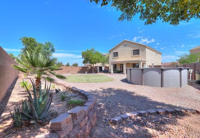 18762 N Comet Trail, Maricopa, AZ 85138 (MLS #5978540) :: Riddle Realty Group - Keller Williams Arizona Realty