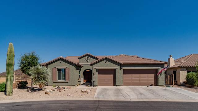 17850 E Joven Court, Gold Canyon, AZ 85118 (MLS #5978545) :: Devor Real Estate Associates
