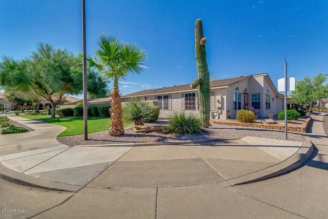 3301 S Goldfield Road #1050, Apache Junction, AZ 85119 (MLS #5978563) :: Devor Real Estate Associates