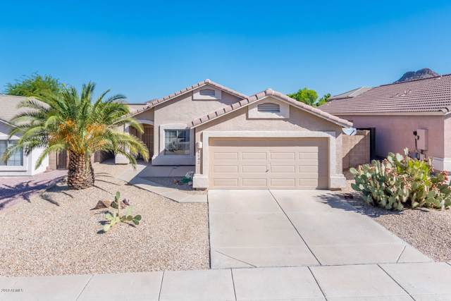 6602 W Whispering Wind Drive, Glendale, AZ 85310 (MLS #5978567) :: The AZ Performance Realty Team