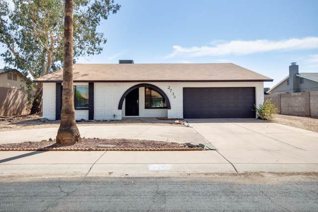 2733 W Villa Rita Drive, Phoenix, AZ 85053 (MLS #5978580) :: Conway Real Estate