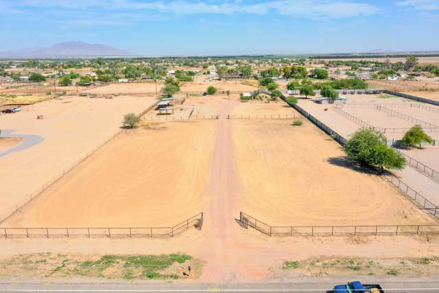 49852 W Papago Road, Maricopa, AZ 85139 (MLS #5978581) :: Team Wilson Real Estate