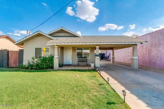1615 E Yale Street, Phoenix, AZ 85006 (MLS #5978589) :: The Property Partners at eXp Realty