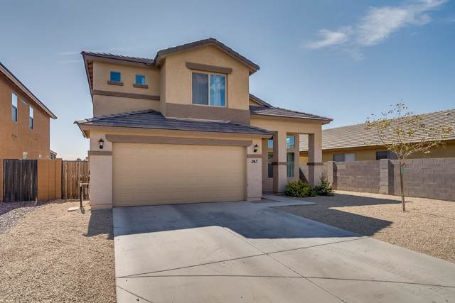 243 S 14TH Circle, Coolidge, AZ 85128 (MLS #5978595) :: Revelation Real Estate
