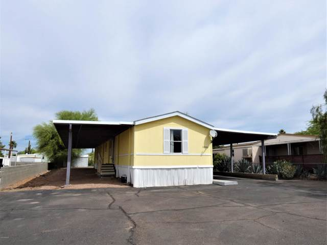 1546 E 21ST Avenue, Apache Junction, AZ 85119 (MLS #5978597) :: Devor Real Estate Associates