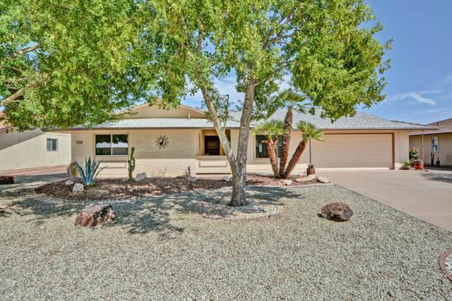 17635 N Whispering Oaks Drive, Sun City West, AZ 85375 (MLS #5978618) :: Team Wilson Real Estate