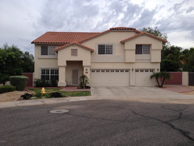 12775 N 58th Avenue, Glendale, AZ 85304 (MLS #5978627) :: The AZ Performance Realty Team