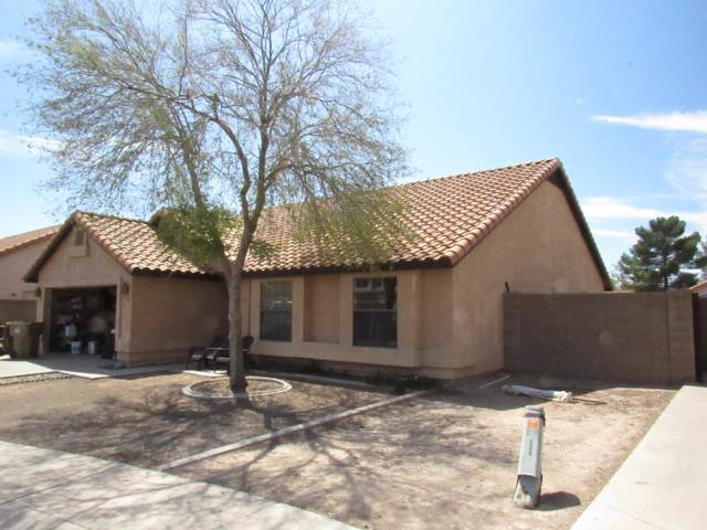 2584 S 158TH Court S, Goodyear, AZ 85338 (MLS #5978648) :: Cindy & Co at My Home Group