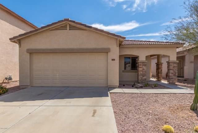 16871 W Rimrock Street, Surprise, AZ 85388 (MLS #5978649) :: Team Wilson Real Estate