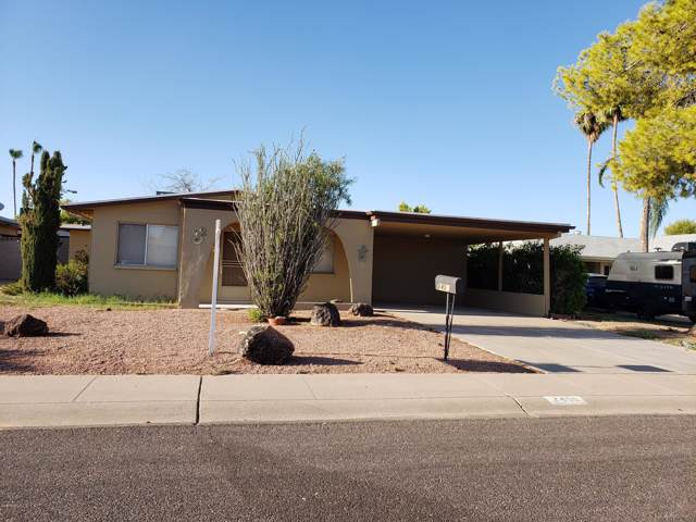 2408 E Aldine Street, Phoenix, AZ 85032 (MLS #5978650) :: Team Wilson Real Estate