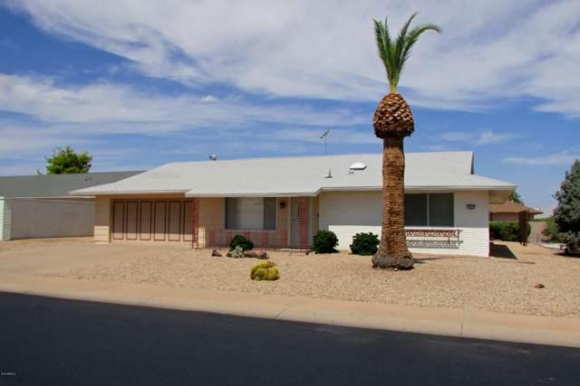12814 W Bonanza Drive, Sun City West, AZ 85375 (MLS #5978661) :: Team Wilson Real Estate